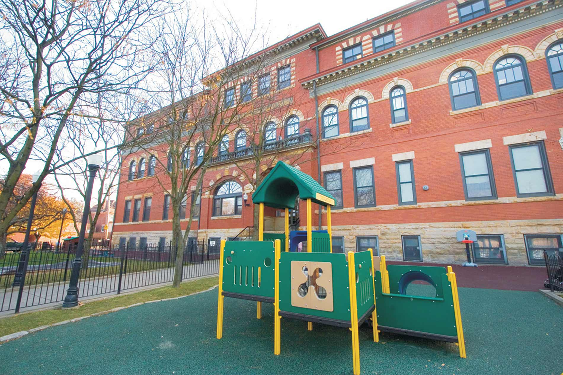 Carriage House Daycare Facility